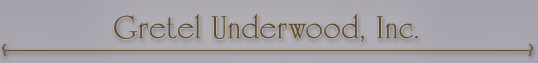 Gretel Underwood, Inc. | Handweaving from Santa Fe, New Mexico